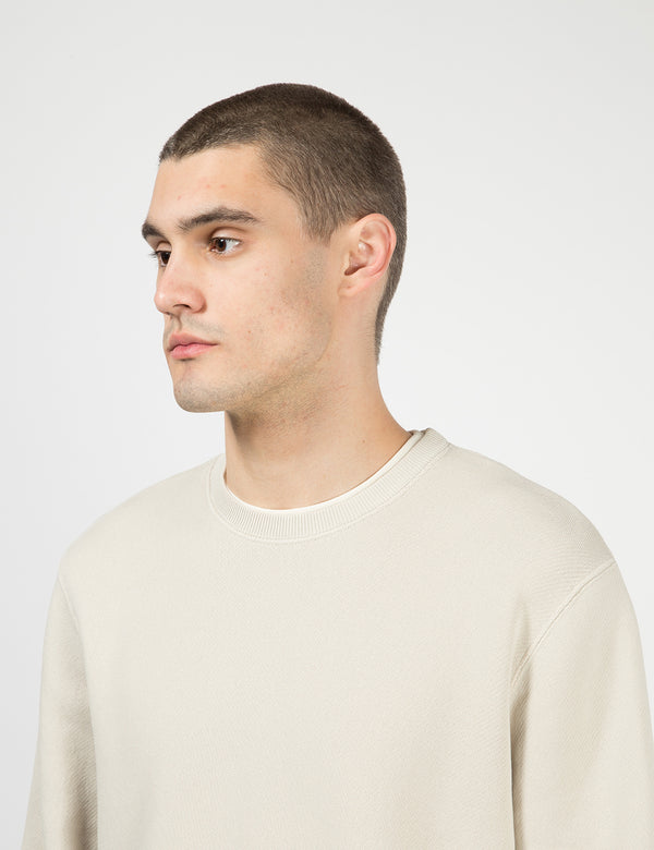 Folk Everyday Sweatshirt - Stone
