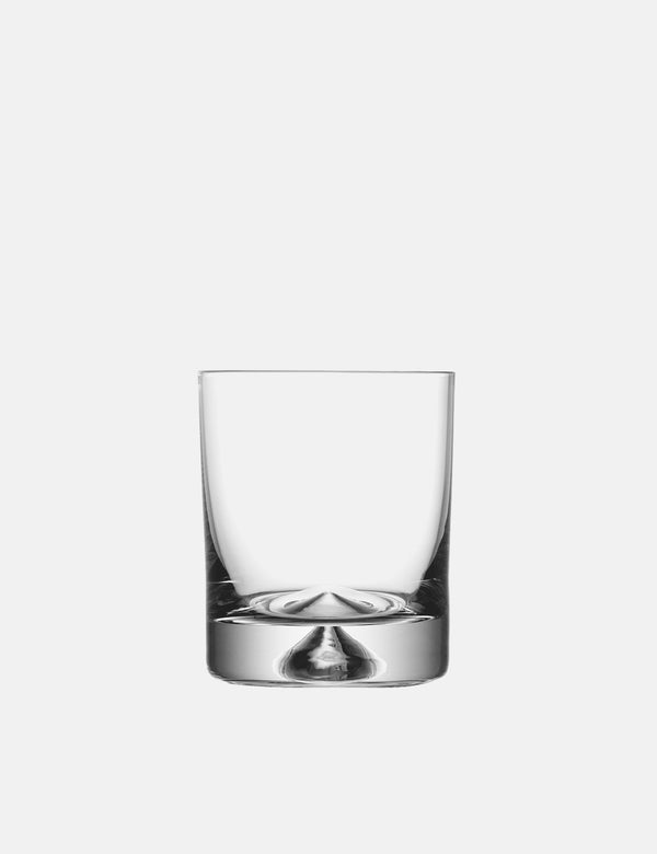 LSA International Pyramid Tumbler (325ml) - Clear