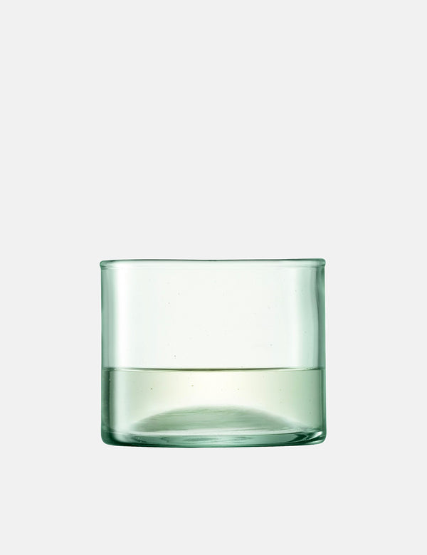 LSA International Canopy Low Tumbler (4er-Set, 270 ml) - Klar