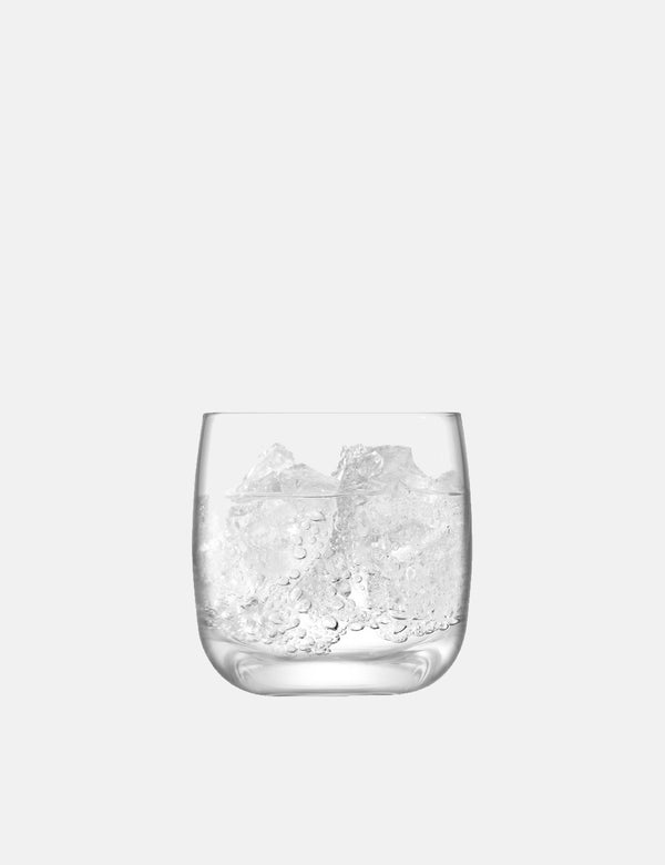 LSA International Borough Tumbler (Set of 4, 300ml) - Clear
