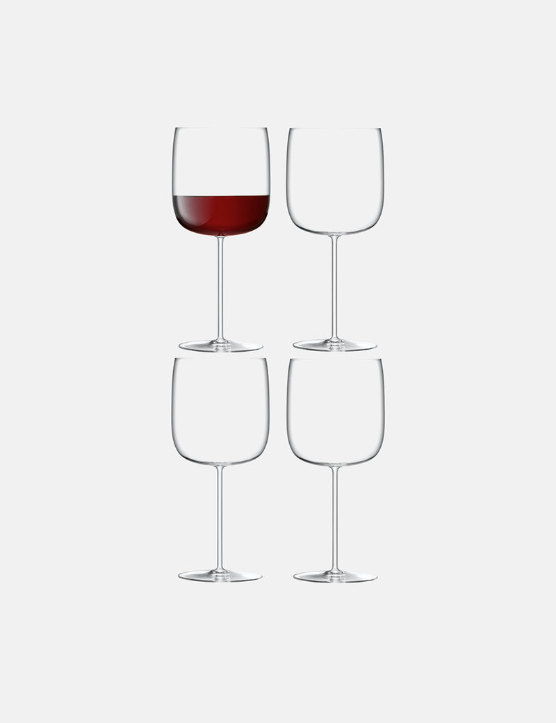 LSA International Borough Grand Cru Glass (Set of 4, 660ml)