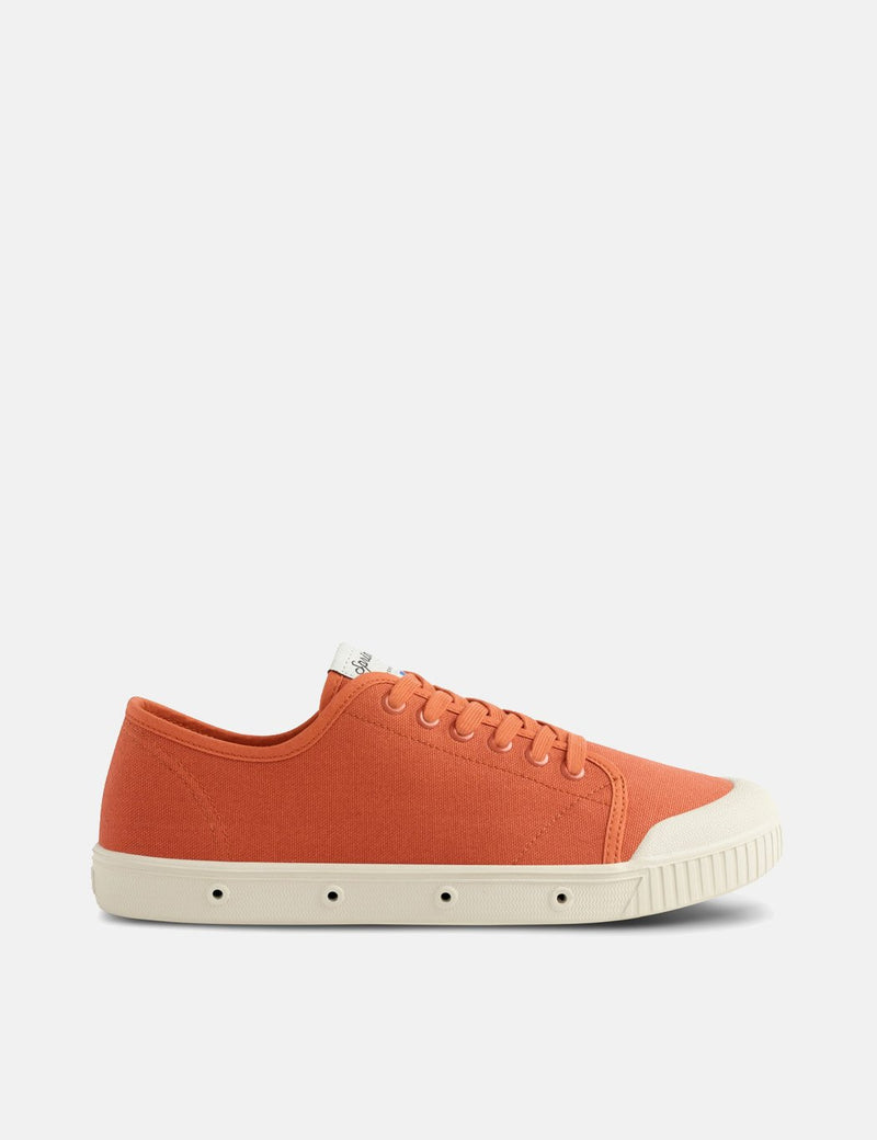Spring Court G2 Low Trainers (Canvas) - Vintage Ochre