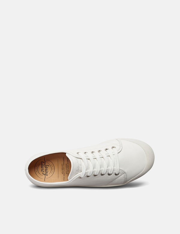 Spring Court LA Classique G2 Trainers (Nappa Leather) - White