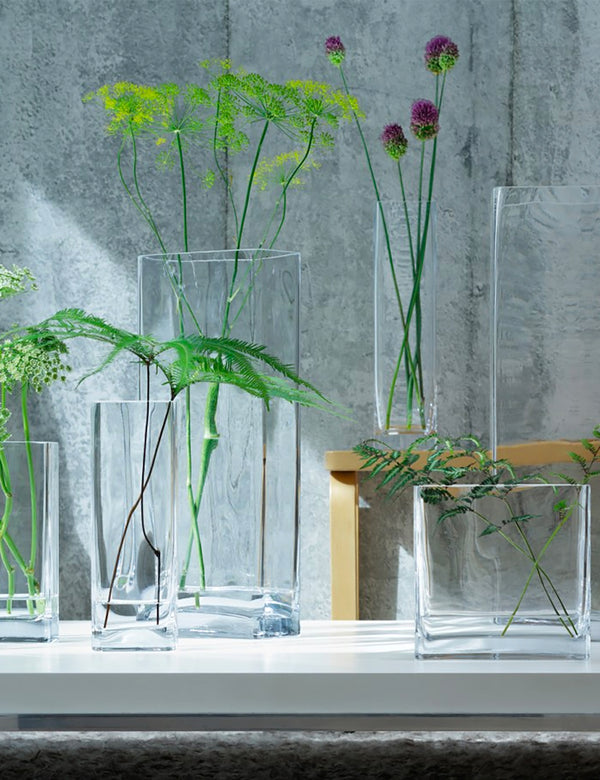 LSA International Modular Vase (Handmade) - Clear