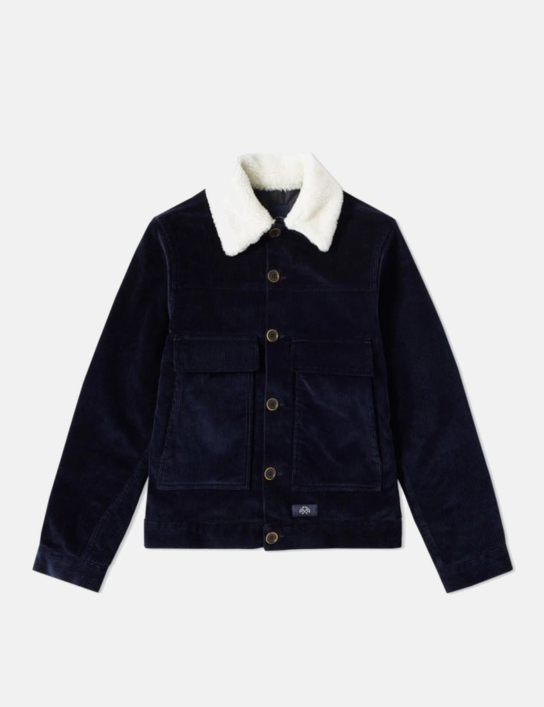 Bleu De Paname Standard Jacket - Marine Blue - Article