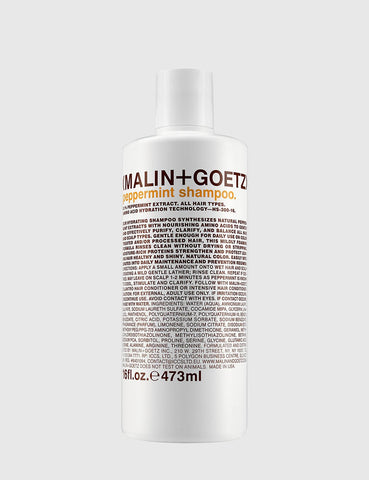 Malin+Goetz Shampoo (16oz) - Peppermint