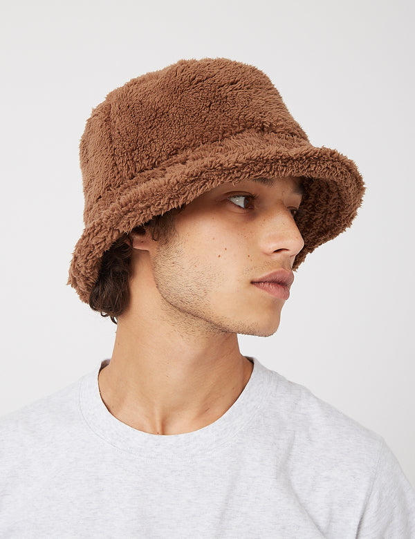 Manastash Space Cowboy Bucket Hat - Brown