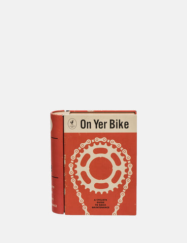 Cubic On Yer Bike Puncture Kit - Red - Article