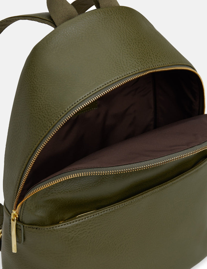 Matt & Nat July Backpack - Leaf Green