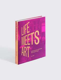Life Meets Art (Inside the Homes of the World's Most Creative People) - Sam Lubell