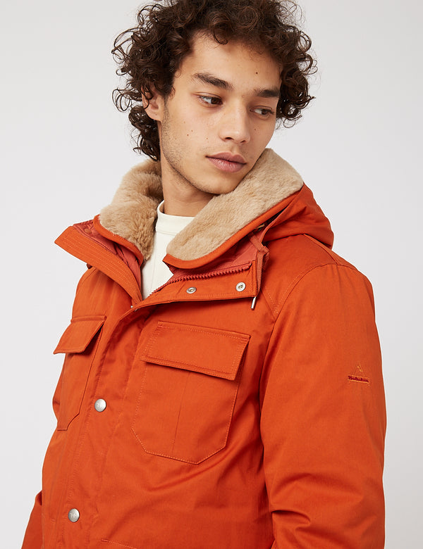 Holubar North Hunter Jacket - Dark Orange