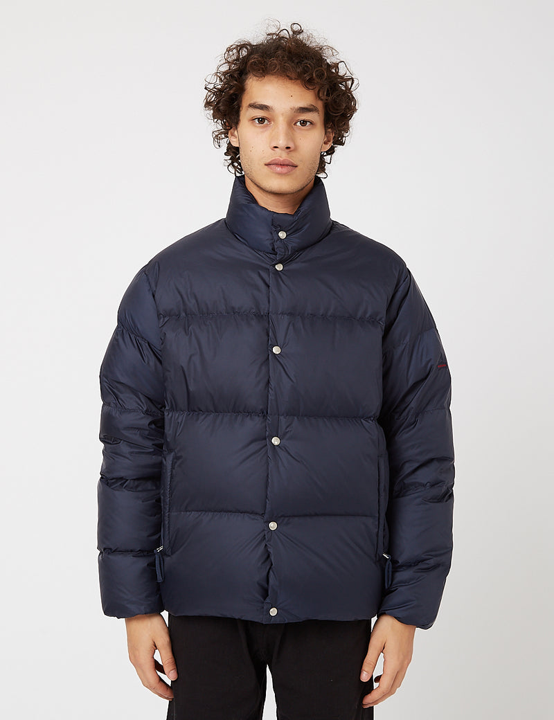 Holubar Mustang Jacket M126 (Goose Down) - Dark Blue