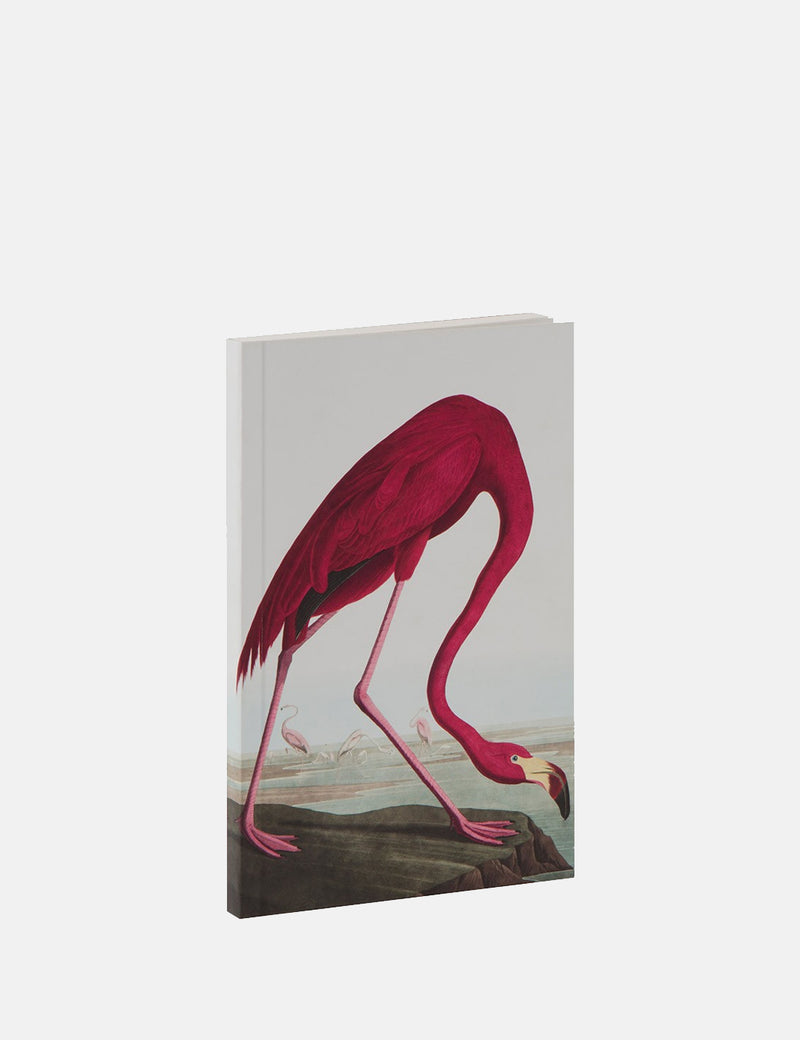 Cubic Flamingo Notebook - Pink - Article