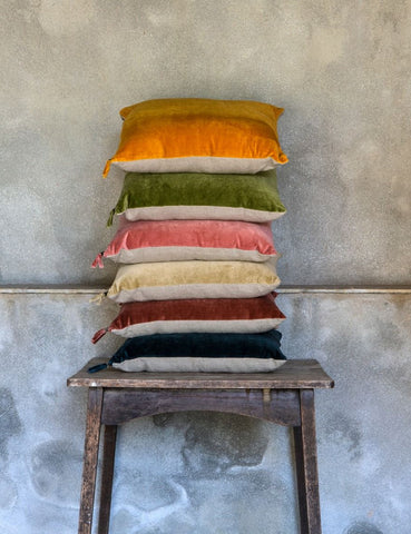 Dassie Artisan Henri Cushion - Slate - Article