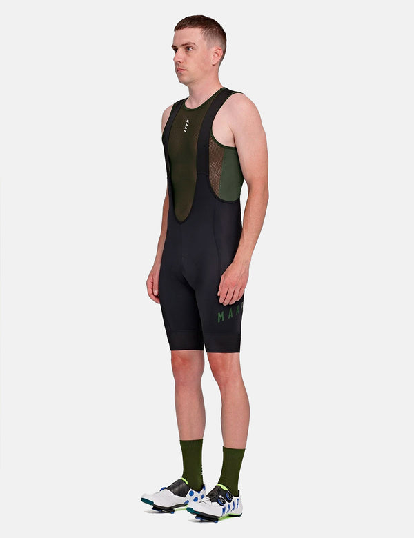 MAAP Team Bib Short 3.0 - Black/Military