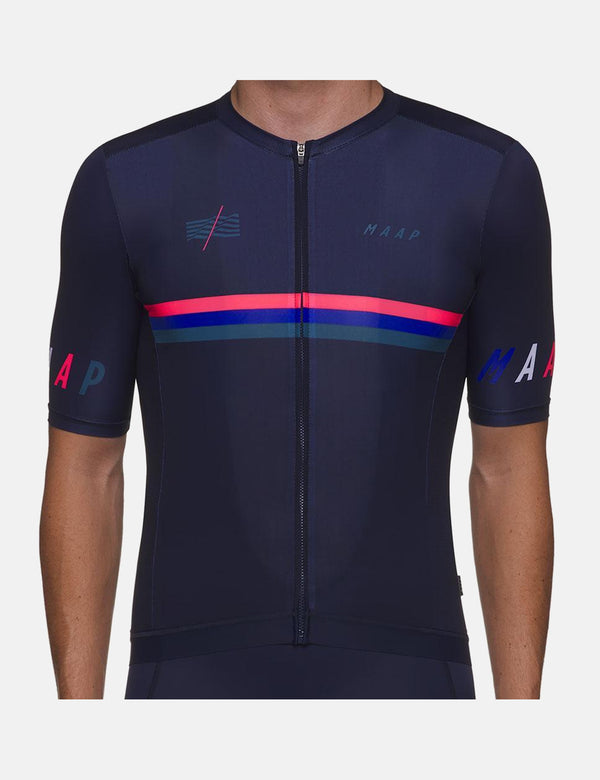 MAAP Nationals Pro Jersey - Navy Blue