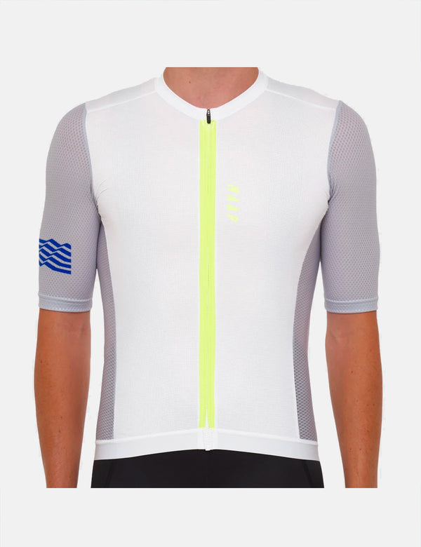 MAAP Pass Pro Air Jersey - White