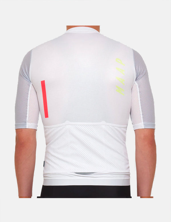 MAAP Pass Pro Air Maillot - Blanc
