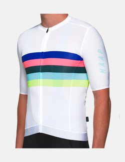 MAAP New World Pro Hex Jersey - White