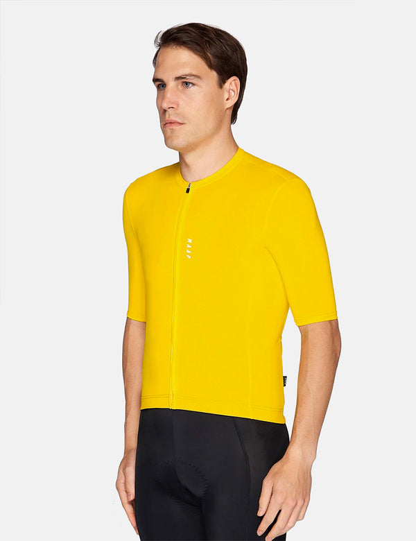 MAAP Training S/S Jersey - Solar Yellow