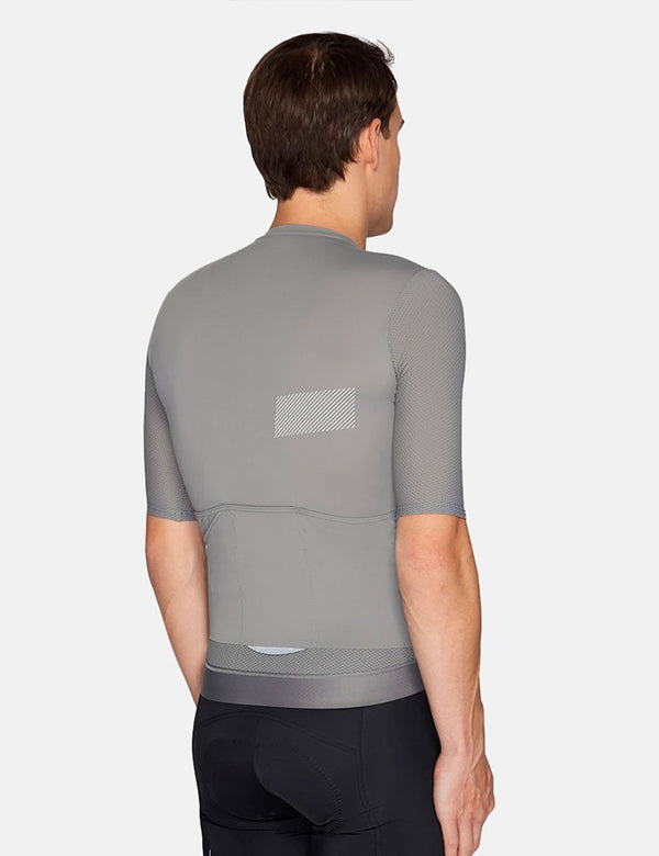 MAAP Echo Pro Base Jersey - Ash Grey