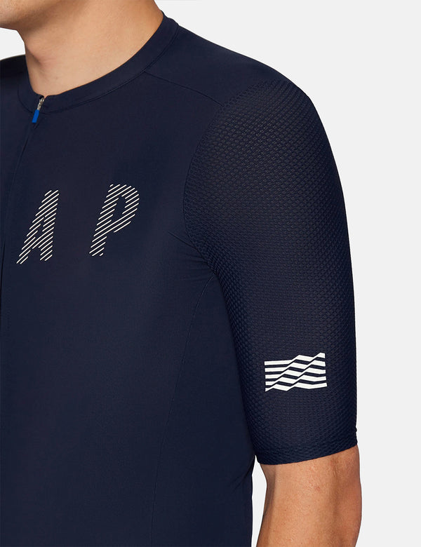 MAAP Echo Pro Base Jersey - Navy Blue