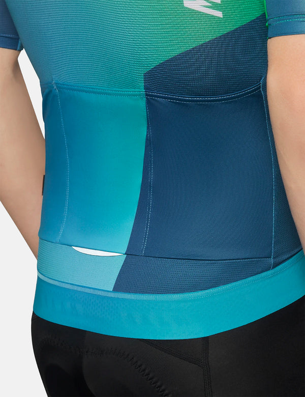 MAAP Maillot Flare Pro Fit - Cyan