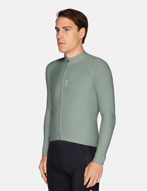 MAAP Training L/S Jersey - Willow Green