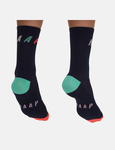 MAAP Pulse Sock - Navy Blue