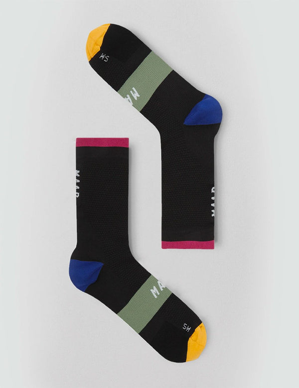 MAAP Vacant Sock - Black
