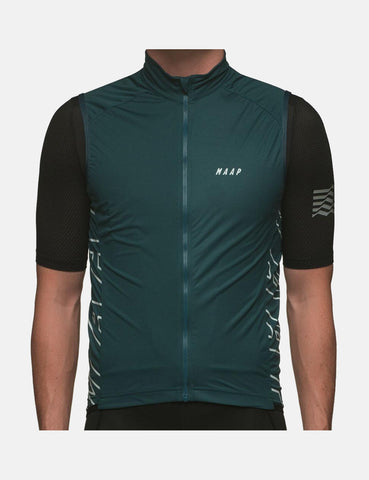 MAAP Outline Vest - Dark Pine