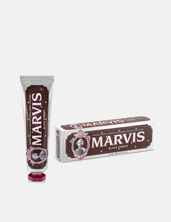 Marvis Toothpaste (75ml) - Black Forest