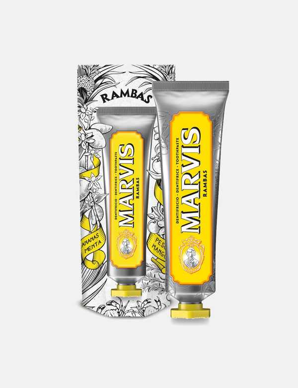 Marvis Limited Edition Toothpaste (75ml) - Rambas