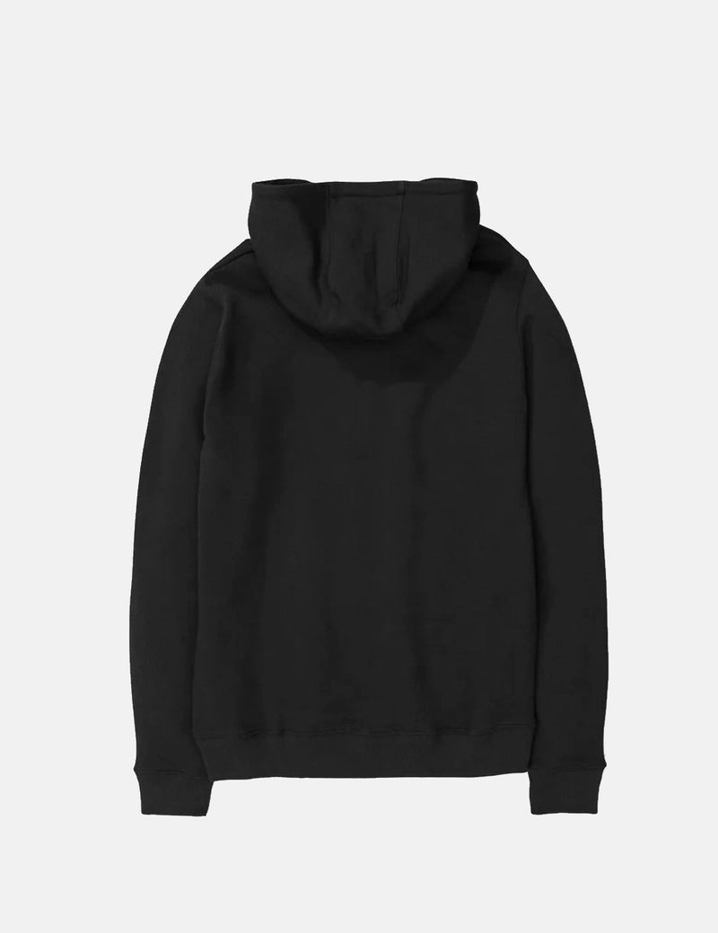 Norse Projects Vagn Classic Hoodie (445gsm Cotton) - Black
