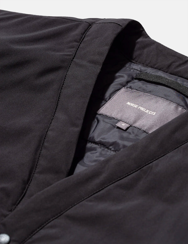 Veste Otto Light WR de Norse Projects - Noir