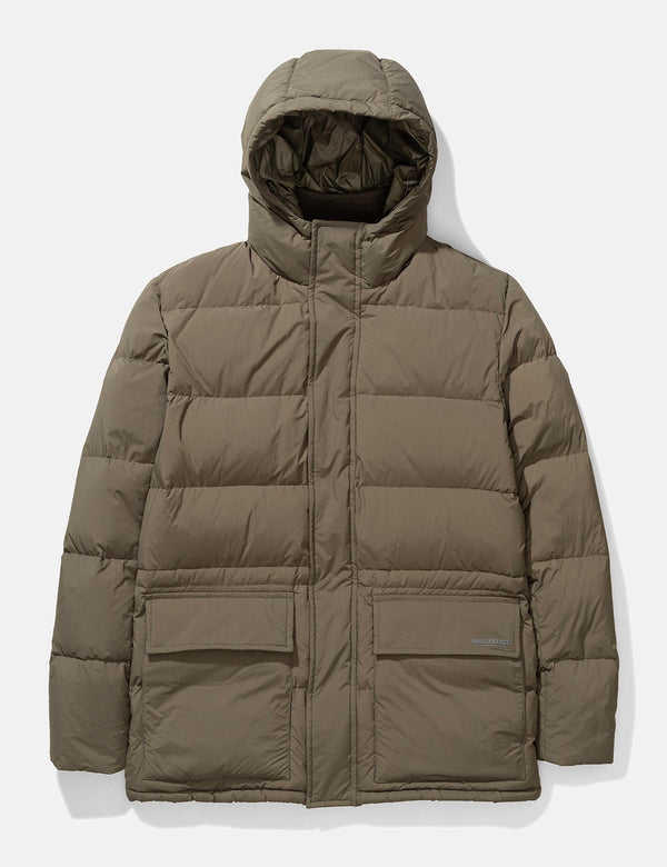 Blouson en duvet Willum Down Puffa de Norse Projects - Ivy Green