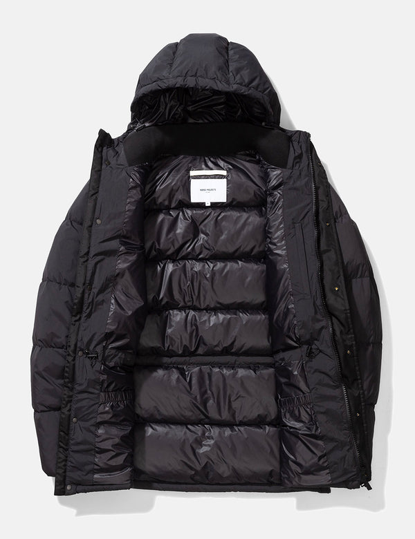Veste en duvet Willum Down Puffa de Norse Projects - Noir