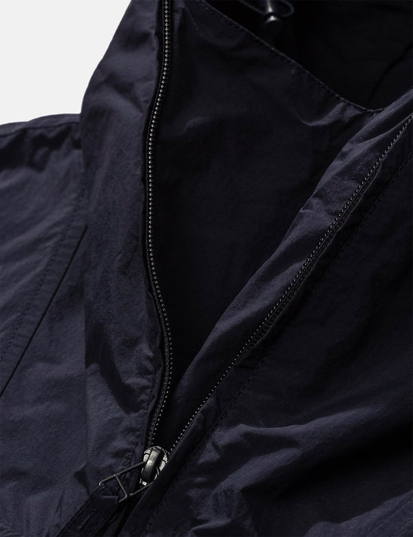 Norse Projects Kiruna Packable Smock - Dark Navy Blue
