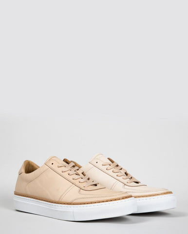 No. 288 Grand Low-Top Trainers - Natural