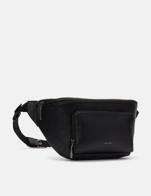 Matt & Nat Olek Hip Bag - Black