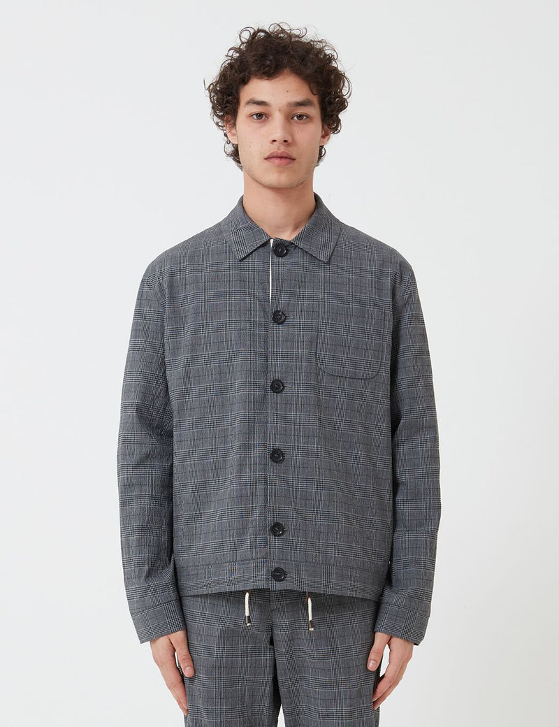 Oliver Spencer Buckland Jacket - Hesketh Grey
