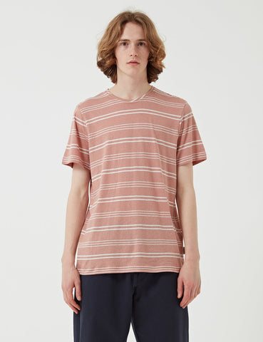Oliver Spencer Conduit T-Shirt - Pink