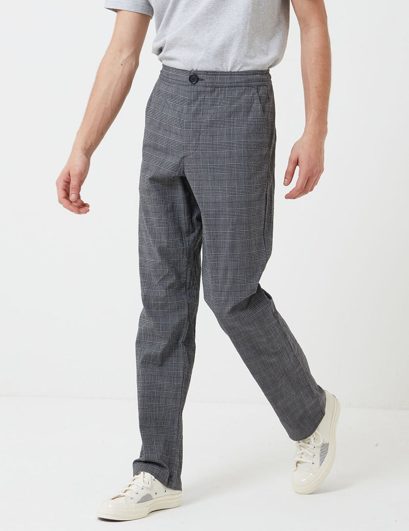 Oliver Spencer Drawstring Trouser - Hesketh Grey