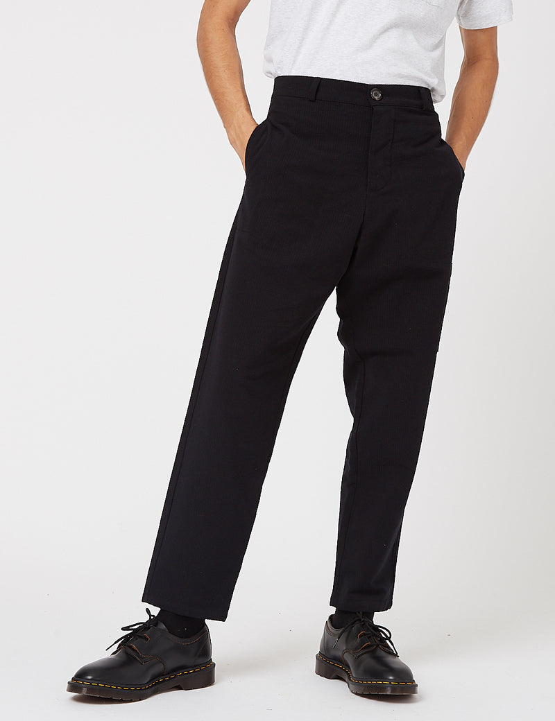 Oliver Spencer Judo Pant - Tamworth Navy Blue