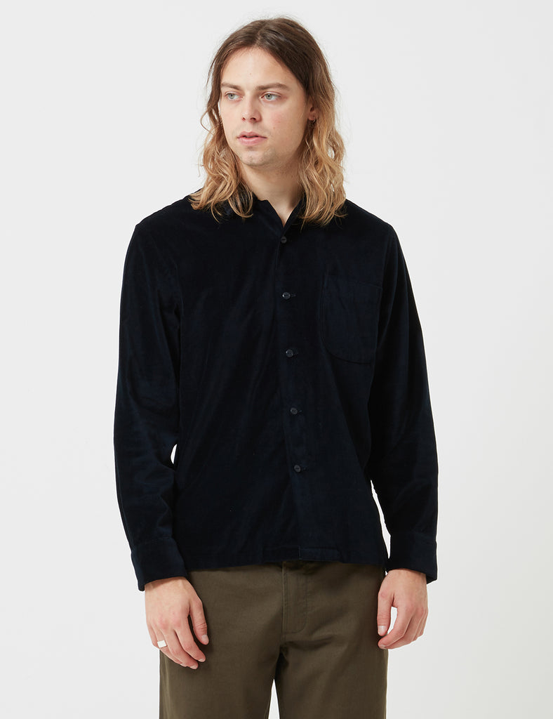Bellerose Goney Shirt - Navy Blue - Article
