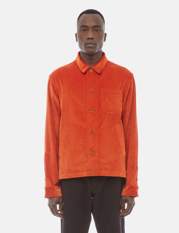 YMC Bowling Shirt - Orange