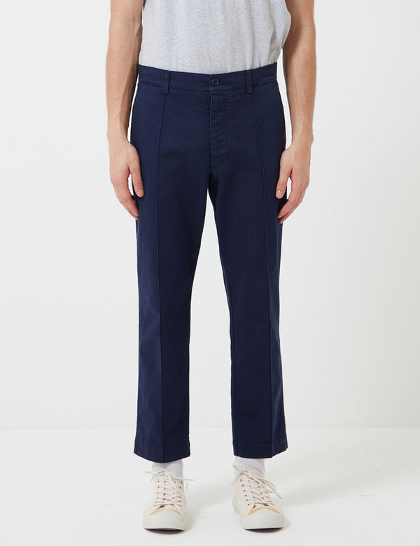YMC Hand Me Down Trousers - Navy Blue