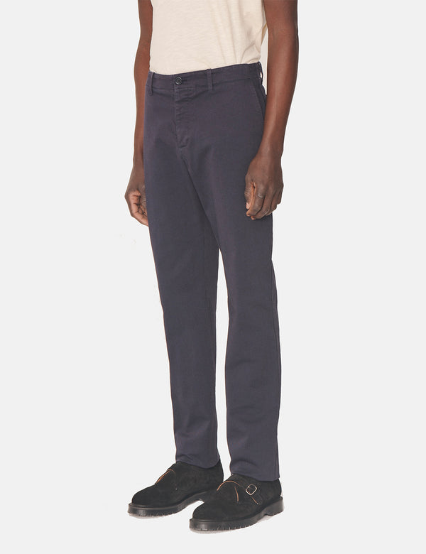 YMC Deja Vu Trousers - Navy Blue