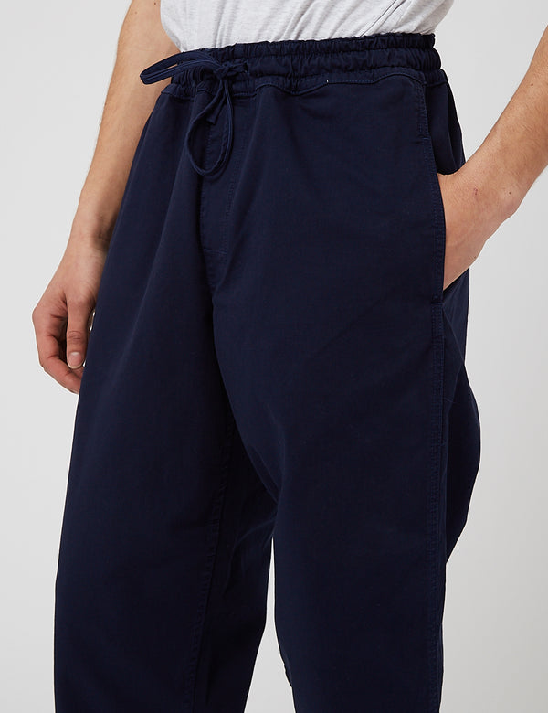 YMC Alva Skate Trousers - Navy Blue