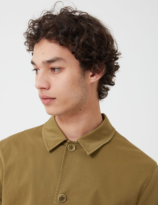 YMC Groundhog Jacket - Olive Green